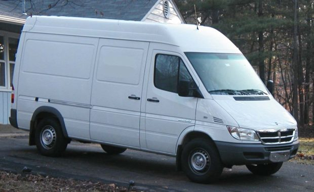 Sprinter Van Service and Maintenance
